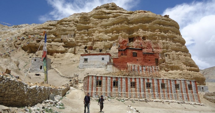 Trekking in Mustang Region