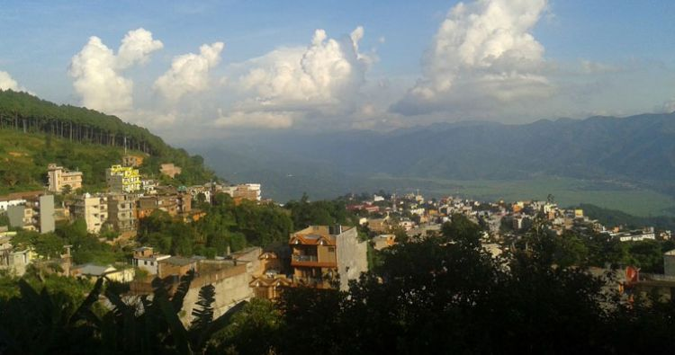 Palpa and Tansen