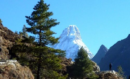 Jiri to Everest base-camp Trekking